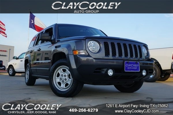 Used Jeep Patriot Irving Tx