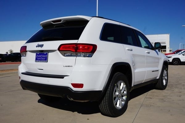 Clay Cooley Irving Tx >> 2021 Jeep GRAND CHEROKEE LAREDO E 4X2 in Irving, TX ...