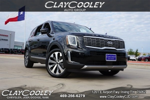 2020 Kia Telluride S In Irving Tx Dallas Kia Telluride Clay Cooley Chrysler Jeep Dodge Ram